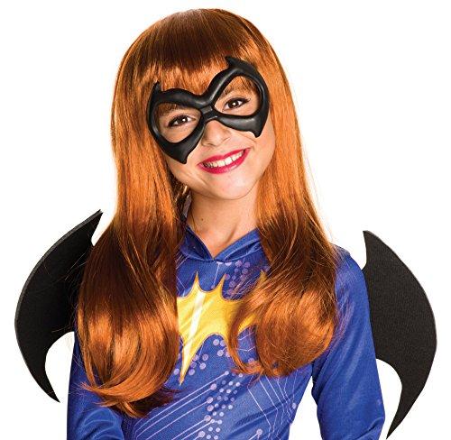 コスプレ衣装 コスチューム バットガール 32966 Rubie's Costume Girls DC Super Hero Batgirl Wigコスプレ衣装 コスチューム バットガール 32966
