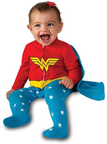 コスプレ衣装 コスチューム その他 887607 Rubie's Baby Girl's DC Comics Superhero Style Baby Wonder Woman Costume, Multi, 0-6 Monthsコスプレ衣装 コスチューム その他 887607