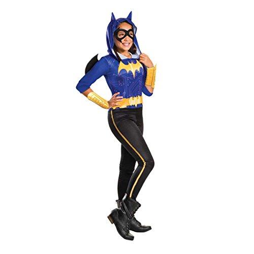 コスプレ衣装 コスチューム バットガール 620741_L Rubie's Costume Kids DC Superhero Girls Batgirl Costume, Largeコスプレ衣装 コスチューム バットガール 620741_L