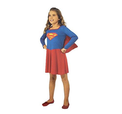 コスプレ衣装 コスチューム スーパーガール DC Comics Supergirl Child Costume (Medium)コスプレ衣装 コスチューム スーパーガール