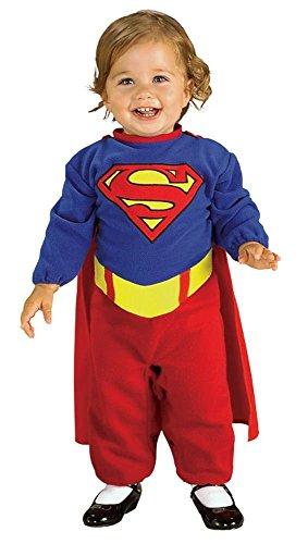 コスプレ衣装 コスチューム スーパーガール Comic Book Super Heroes Kids Costume Supergirl Romper (Infant Size) #885302コスプレ衣装 コスチューム スーパーガール