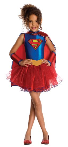 コスプレ衣装 コスチューム スーパーガール 881627 Justice League Child's Supergirl Tutu Dress - Mediumコスプレ衣装 コスチューム スーパーガール 881627