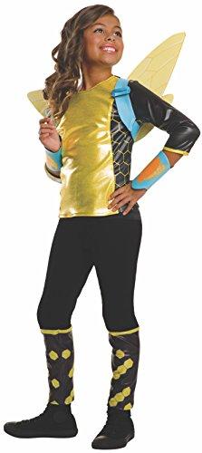 コスプレ衣装 コスチューム その他 620717_M Rubie's Costume Kids DC Superhero Girls Deluxe Bumblebee Costume, Mediumコスプレ衣装 コスチューム その他 620717_M