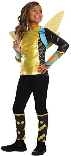 コスプレ衣装 コスチューム その他 620717_L 【送料無料】Rubie's Costume Kids DC Superhero Girls Deluxe Bumblebee Costume, Largeコスプレ衣装 コスチューム その他 620717_L