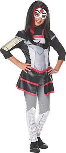 コスプレ衣装 コスチューム その他 620713_M 【送料無料】Rubie's Costume Kids DC Superhero Girls Deluxe Katana Costume, Mediumコスプレ衣装 コスチューム その他 620713_M