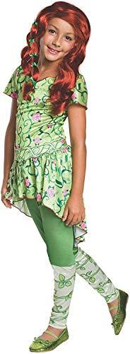 コスプレ衣装 コスチューム その他 620832_M Rubie's Costume Kids DC Superhero Girls Poison Ivy Costume, Mediumコスプレ衣装 コスチューム その他 620832_M