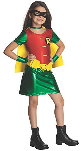 コスプレ衣装 コスチューム その他 881555 【送料無料】Teen Titans Child's Robin Dress Costume - Largeコスプレ衣装 コスチューム その他 881555