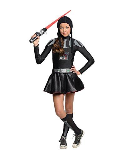 コスプレ衣装 コスチューム スターウォーズ メンズ・レディース・キッズ 886385TM 【送料無料】Star Wars Darth Vader Tween Costume Dress, Mediumコスプレ衣装 コスチューム スターウォーズ メンズ・レディース・キッズ 886385TM