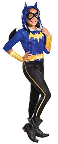 コスプレ衣装 コスチューム バットガール 620741_S Rubie's Costume Kids DC Superhero Girls Batgirl Costume, Smallコスプレ衣装 コスチューム バットガール 620741_S