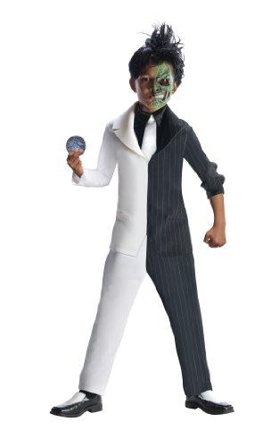 コスプレ衣装 コスチューム その他 881781_L Rubies DC Super Villains Two Face Costume, Child Largeコスプレ衣装 コスチューム その他 881781_L