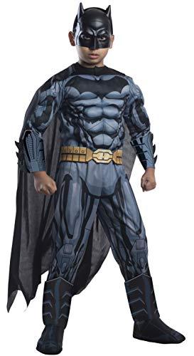 コスプレ衣装 コスチューム バットマン 610830_L Rubie's Costume DC Superheroes Batman Child Deluxe Costume, Largeコスプレ衣装 コスチューム バットマン 610830_L