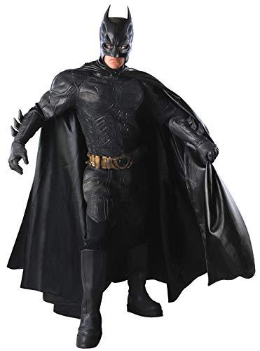 コスプレ衣装 コスチューム バットマン 56311L 【送料無料】Batman The Dark Knight Rises Grand Heritage Collector's Batman Costume, Black, Largeコスプレ衣装 コスチューム バットマン 56311L