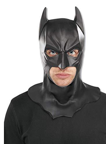 コスプレ衣装 コスチューム バットマン 4893 【送料無料】Batman The Dark Knight Rises Full Batman Mask, Black, One Sizeコスプレ衣装 コスチューム バットマン 4893