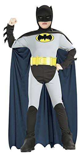 コスプレ衣装 コスチューム バットマン RU18722SM Rubie's Classic Batman Children's Costumeコスプレ衣装 コスチューム バットマン RU18722SM