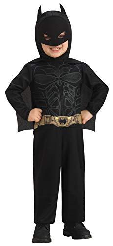 コスプレ衣装 コスチューム バットマン 881589TODD Rubie's Costume Batman The Dark Knight Rises Toddler Batman Costume Black 1-2 Yearsコスプレ衣装 コスチューム バットマン 881589TODD