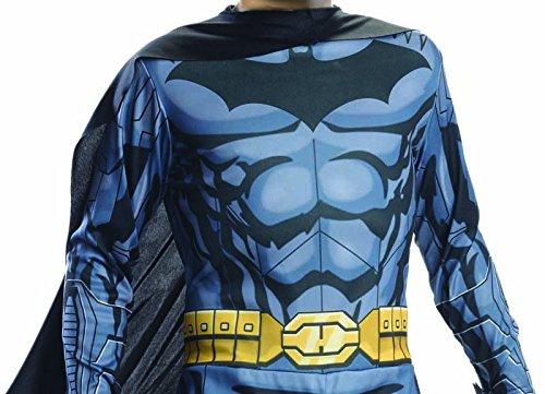 Rubies Costume DC Superheroes Batman Child Deluxe Costume Small