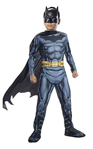 コスプレ衣装 コスチューム バットマン 881297_S 【送料無料】Rubies DC Super Heroes Child Batman Costume, Small (4-6)コスプレ衣装 コスチューム バットマン 881297_S
