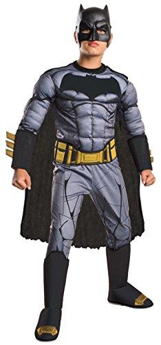 コスプレ衣装 コスチューム バットマン 620562_S 【送料無料】Rubie's Costume: Dawn of Justice Deluxe Muscle Chest Batman Costume, Smallコスプレ衣装 コスチューム バットマン 620562_S