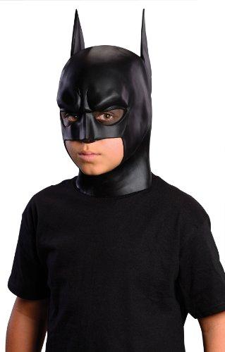 コスプレ衣装 コスチューム バットマン 4888 Batman: The Dark Knight Rises: Batman Full Mask, Child Size (Black)コスプレ衣装 コスチューム バットマン 4888
