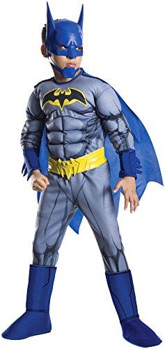 コスプレ衣装 コスチューム バットマン 610662_S 【送料無料】Rubie's Costume Batman Unlimited Deluxe Child Costume, Smallコスプレ衣装 コスチューム バットマン 610662_S