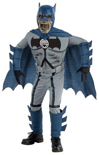 コスプレ衣装 コスチューム バットマン 884735 Blackest Night Deluxe Zombie Batman Costume and Mask - Smallコスプレ衣装 コスチューム バットマン 884735