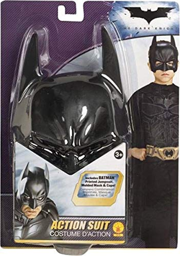 コスプレ衣装 コスチューム バットマン 5246 Rubies Batman Dark Knight Action Suit Child Size 8 to 10コスプレ衣装 コスチューム バットマン 5246