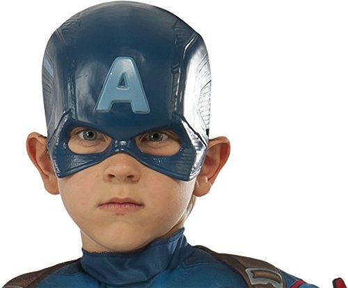 コスプレ衣装 コスチューム キャプテンアメリカ 36238_NS Avengers 2 Age of Ultron Child's Captain America Molded Maskコスプレ衣装 コスチューム キャプテンアメリカ 36238_NS
