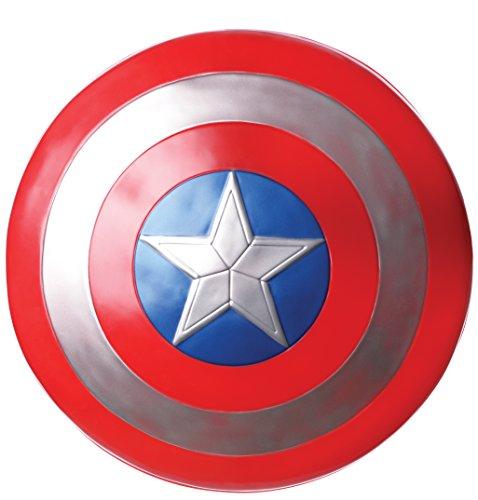 コスプレ衣装 コスチューム キャプテンアメリカ 35527 Rubies Captain America: The Winter Soldier Retro Costume Shield, 24
