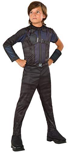 コスプレ衣装 コスチューム キャプテンアメリカ 620601_L Rubie's Costume Captain America: Civil War Hawkeye Value Child Costume, Largeコスプレ衣装 コスチューム キャプテンアメリカ 620601_L
