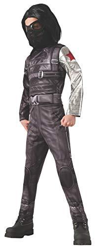 コスプレ衣装 コスチューム キャプテンアメリカ 885081_M Rubies Captain America: The Winter Soldier Deluxe Costume, Child Mediumコスプレ衣装 コスチューム キャプテンアメリカ 885081_M