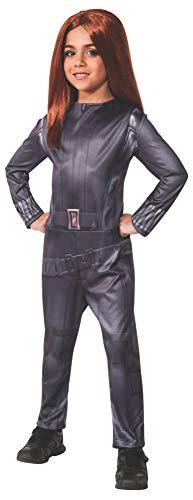 コスプレ衣装 コスチューム キャプテンアメリカ 620038_M Rubies Captain America: The Winter Soldier Black Widow Costume, Child Mediumコスプレ衣装 コスチューム キャプテンアメリカ 620038_M
