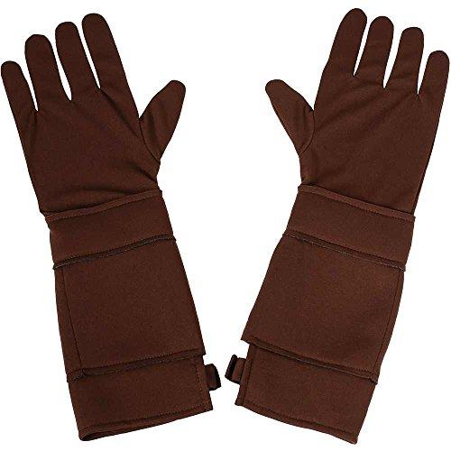 コスプレ衣装 コスチューム キャプテンアメリカ 【送料無料】Retro Captain America Gloves Costume Accessoryコスプレ衣装 コスチューム キャプテンアメリカ