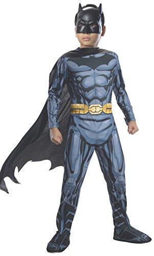 コスプレ衣装 コスチューム バットマン 881297_M Rubies DC Super Heroes Child Batman Costume, Medium (8-10)コスプレ衣装 コスチューム バットマン 881297_M