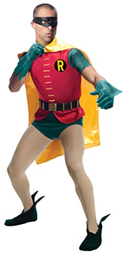 コスプレ衣装 コスチューム バットマン 887208XL Rubie's Grand Heritage Robin Classic TV Batman Circa 1966, Multicolor, X-large Costumeコスプレ衣装 コスチューム バットマン 887208XL