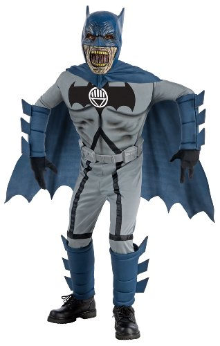 コスプレ衣装 コスチューム バットマン 884735 Blackest Night Deluxe Zombie Batman Costume and Mask - Largeコスプレ衣装 コスチューム バットマン 884735