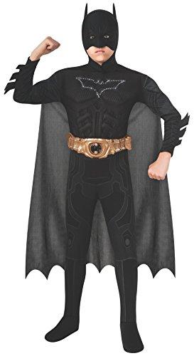 コスプレ衣装 コスチューム バットマン 881292 【送料無料】Batman Dark Knight Rises Child's Deluxe Light-Up Batman Costume with Mask and Cape - Mediumコスプレ衣装 コスチューム バットマン 881292
