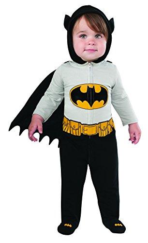 コスプレ衣装 コスチューム バットマン 887600 Rubie's Baby's DC Comics Superhero Style Baby Batman Costume, Multi, 0-6 Monthsコスプレ衣装 コスチューム バットマン 887600