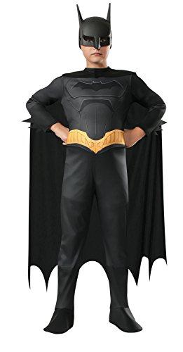 コスプレ衣装 コスチューム バットマン 888942_S 【送料無料】Rubies Beware the Batman, Batman Costume with Mask, Child Smallコスプレ衣装 コスチューム バットマン 888942_S