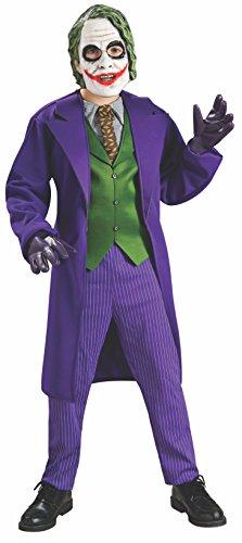 コスプレ衣装 コスチューム バットマン 883106L Batman The Dark Knight Deluxe The Joker Costume, Child's Largeコスプレ衣装 コスチューム バットマン 883106L