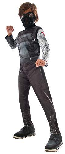 コスプレ衣装 コスチューム キャプテンアメリカ 620600_S Rubie's Costume Captain America: Civil War Winter Soldier Child Costume, Smallコスプレ衣装 コスチューム キャプテンアメリカ 620600_S