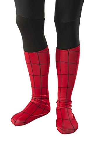 コスプレ衣装 コスチューム スパイダーマン 35633_NS Rubie's Ultimate Spiderman Child Sock Style Boot Coversコスプレ衣装 コスチューム スパイダーマン 35633_NS