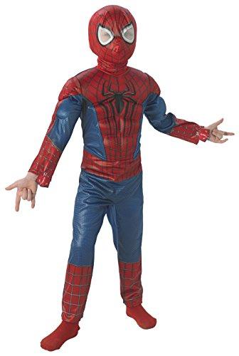 コスプレ衣装 コスチューム スパイダーマン 880604_M The Amazing Spider-man 2, Deluxe Spider-man Costume, Child Mediumコスプレ衣装 コスチューム スパイダーマン 880604_M