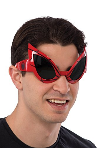 コスプレ衣装 コスチューム スパイダーマン 35624 Rubie's Marvel Men's Spider-Man Costume Eyewear, Multi, One Sizeコスプレ衣装 コスチューム スパイダーマン 35624