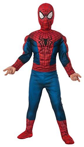 コスプレ衣装 コスチューム スパイダーマン RU620045LG Boys Spiderman 2 Kids Child Fancy Dress Party Halloween Costume, L (12-14)コスプレ衣装 コスチューム スパイダーマン RU620045LG