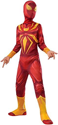コスプレ衣装 コスチューム スパイダーマン 610870_L Rubie's Costume Spider-Man Ultimate Child Iron Spider Costume, Largeコスプレ衣装 コスチューム スパイダーマン 610870_L
