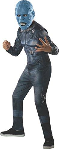 コスプレ衣装 コスチューム スパイダーマン 620041_M The Amazing Spider-man 2, Electro Value Costume, Child Mediumコスプレ衣装 コスチューム スパイダーマン 620041_M