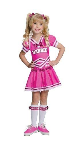 コスプレ衣装 コスチューム バービー人形 Barbie Cheerleader Size Toddlerコスプレ衣装 コスチューム バービー人形