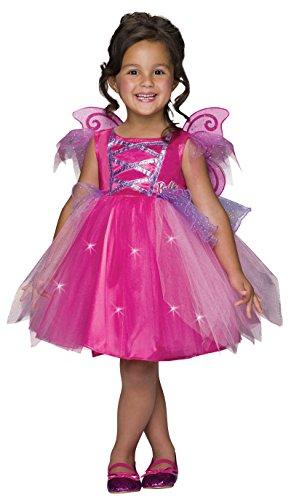 無料ラッピングでプレゼントや贈り物にも 逆輸入並行輸入送料込 当店一番人気 コスプレ衣装 コスチューム バービー人形 610607_S 送料無料 Dress Barbie Costume 買い取り Light-Up Child's Fairy Smallコスプレ衣装