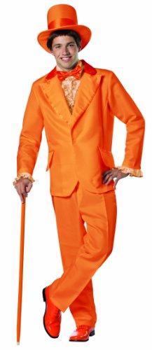 コスプレ衣装 コスチューム その他 4928 Rasta Imposta Dumb and Dumber Lloyd Christmas Tuxedo Costume, Orange, One Sizeコスプレ衣装 コスチューム その他 4928