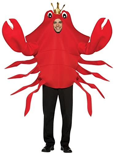 コスプレ衣装 コスチューム その他 6055 【送料無料】Rasta Imposta King Crab, Red, One Sizeコスプレ衣装 コスチューム その他 6055